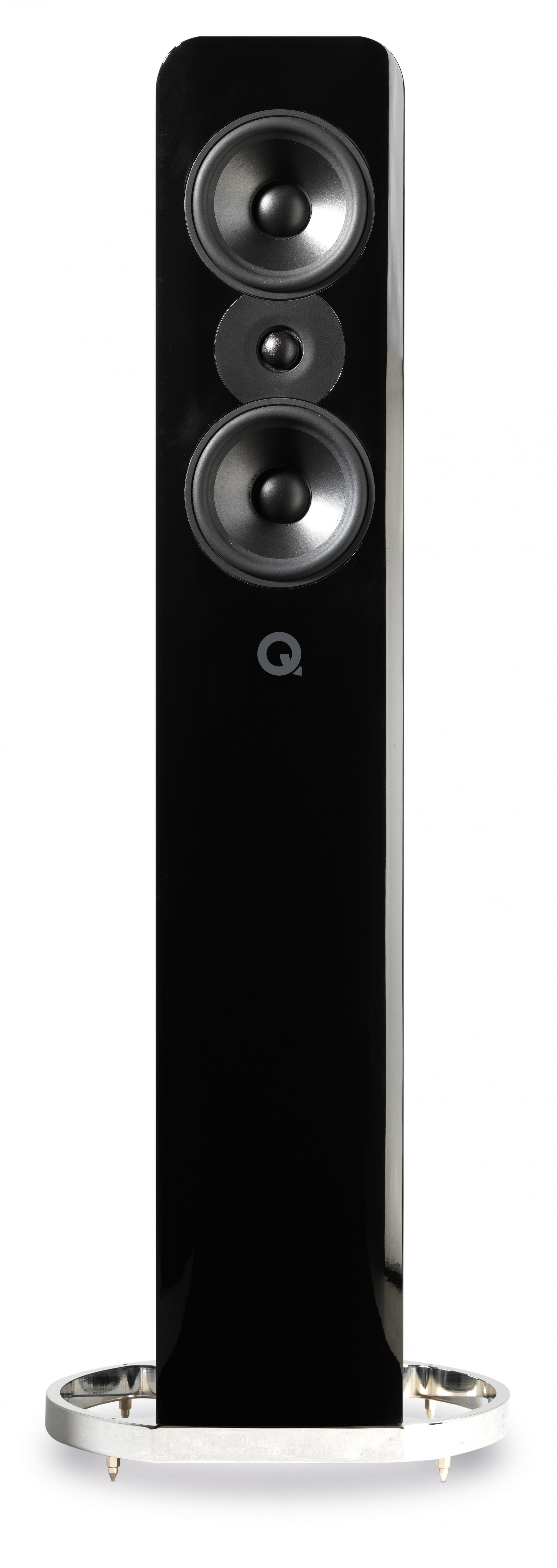 France marketing enceintes q acoustics concept 500 for Reputation meubles concept